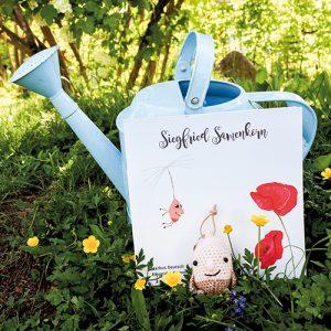 Siegfried Kinderbuch Samenkorn Schlüsselanhänge