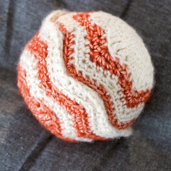 Zick-Zack Fuchs Spielball