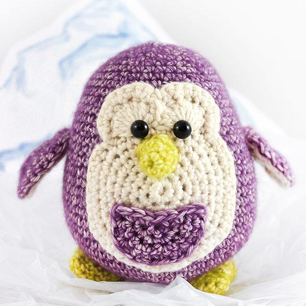 Amigurumi Pelle Pinguin