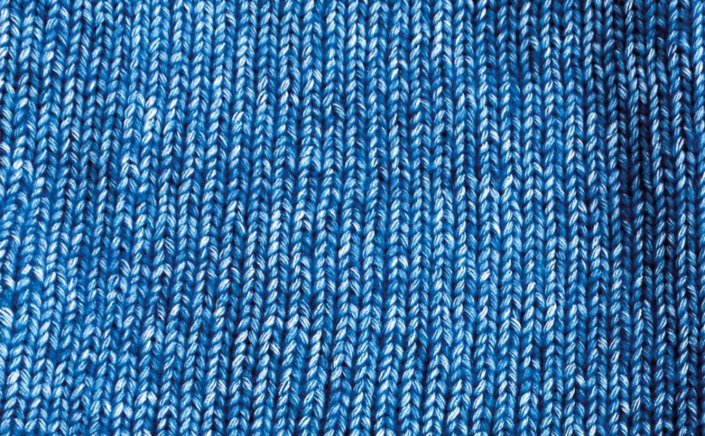 Wolle blau Scheepjes stricken