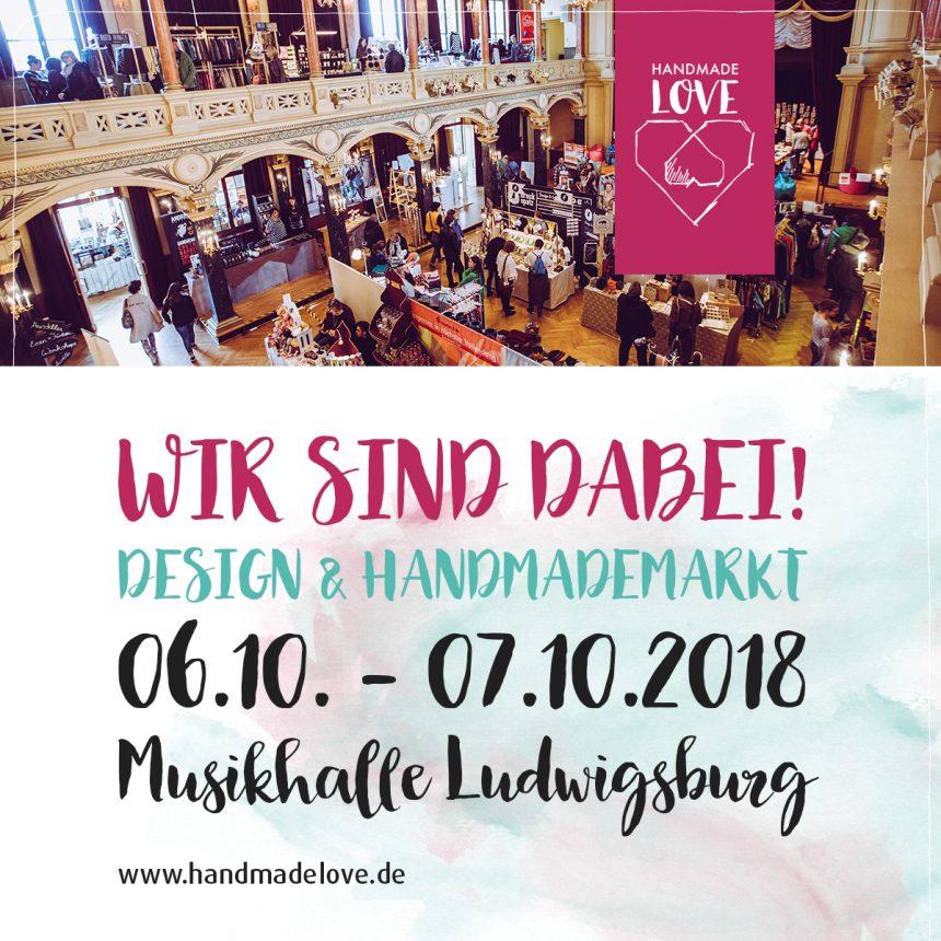 Handmade Love Ludwigsburg 2018