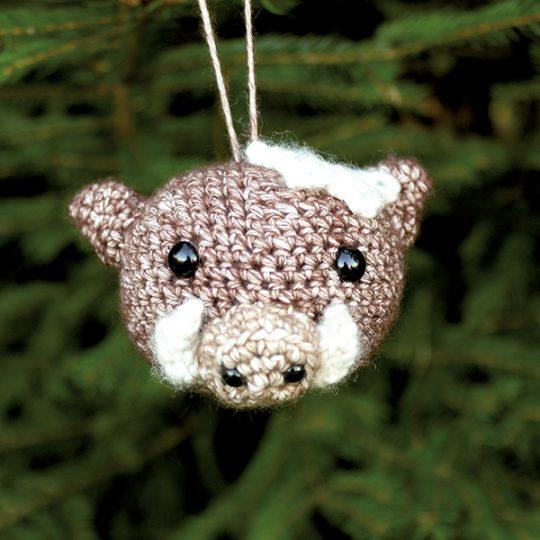 Wildschwein Tierkugel