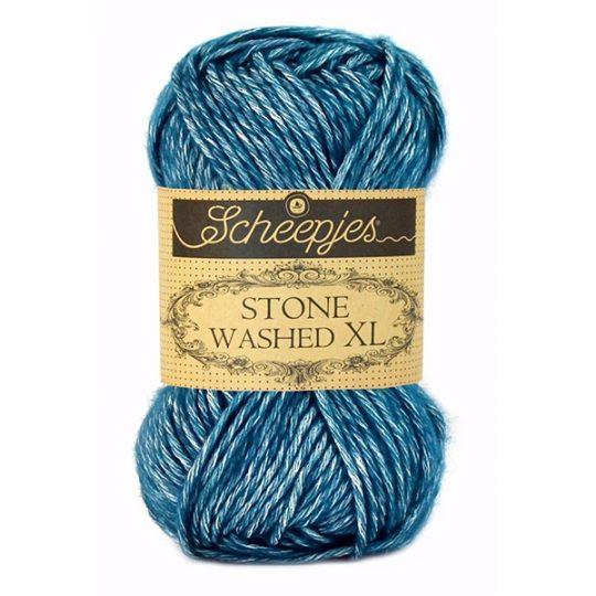 Scheepjes Stonewashed XL Blue Apatite
