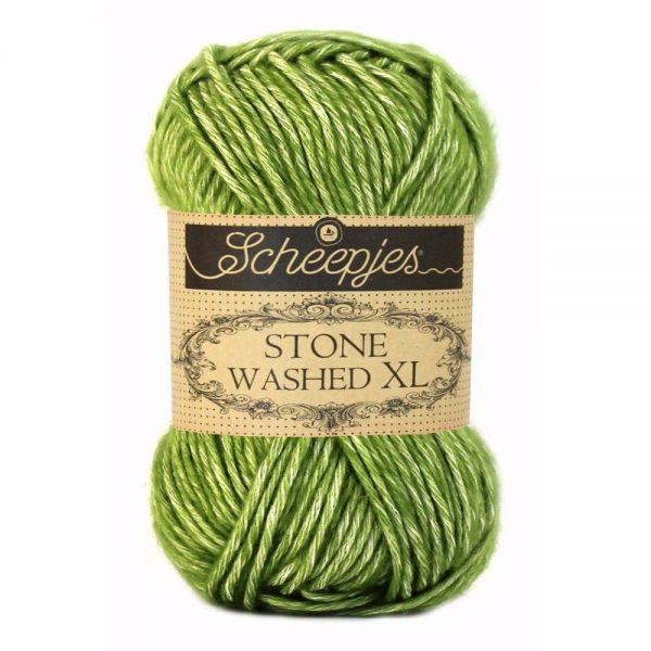 Scheepjes Stonewashed XL Canada Jade