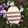 Biene Schmusetuch Häkelanleitung