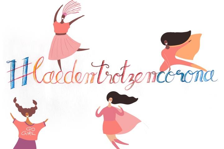 #laedentrotzencorona – Zusammen stehen wir das durch!